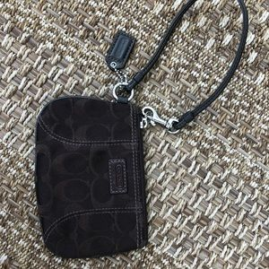 Coach key purse 🤩💕